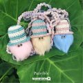 ◆Paisible×MAMEDENQ◆ モコモコノイトコ (Ver.Paisible)_1st edition