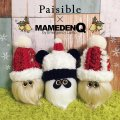 ◆Paisible×MAMEDENQ◆ ビッグモコノイトコ,モコモコノイトコ (Ver.Paisible)_Xmas edition and more...