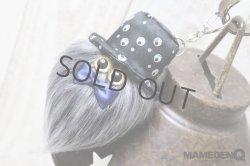 画像1: ◆custom◆モコモコノコ(Ver.SPカラー)_[ドット柄HAT×オオカミD]