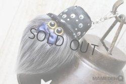 画像2: ◆custom◆モコモコノコ(Ver.SPカラー)_[ドット柄HAT×オオカミD]