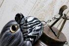 他の写真3: ◆custom◆モコモコノコ(Ver.キャップ・SPカラー・モノアイ)_[ゼブラ柄×オオカミD]