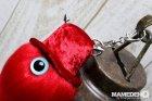 他の写真2: ◆custom◆モコモコノコ(Ver.モノアイ)_[ベロアHAT×レッド]